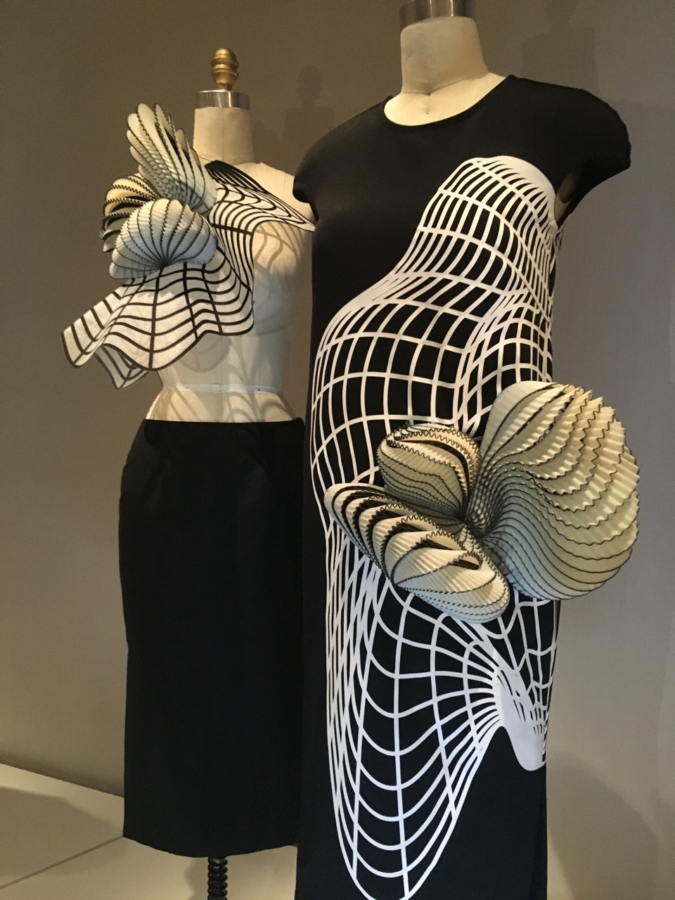 fashion and technology merge at met costume institute show